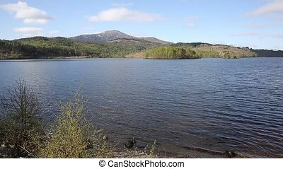 Beautiful Scottish Loch Scotland uk - Beautiful Scottish...