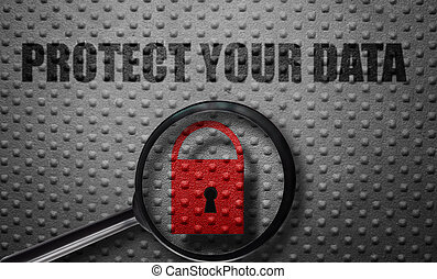 Data protection magnified