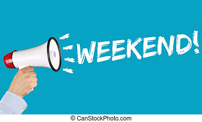 Weekend relax relaxed break business concept free time...