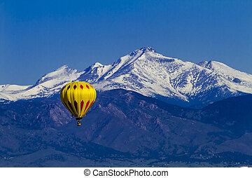 Rocky Mountain Hot Air Balloon Festival
