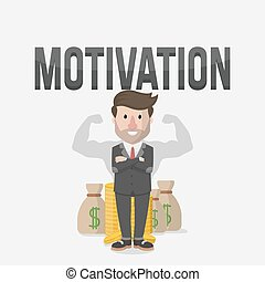 enterpreuner motivation illustration