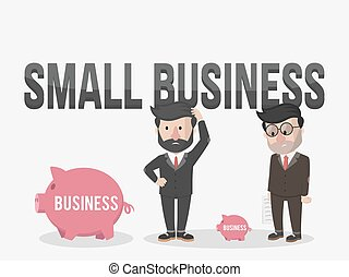 small bank business