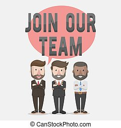 join our team business