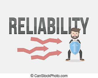 reliability business man