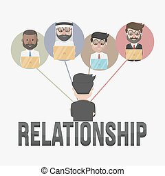 relationship connected business