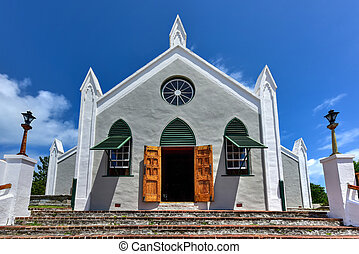 St Peters Church - Bermuda - Their Majesties Chappell, St...