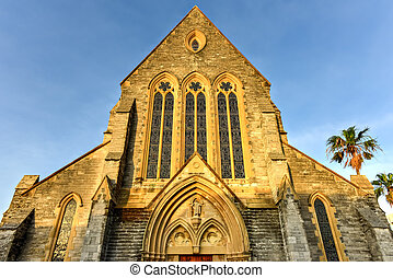 Bermuda Anglican Cathedral - The Cathedral of the Most Holy...