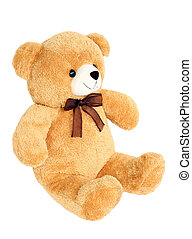Image of toy teddy bear