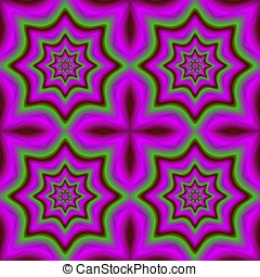 Crazy abstract wallpaper - Abstract insane psychedelic...