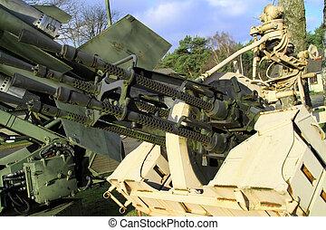 a, air-, defesa, arma, RAF