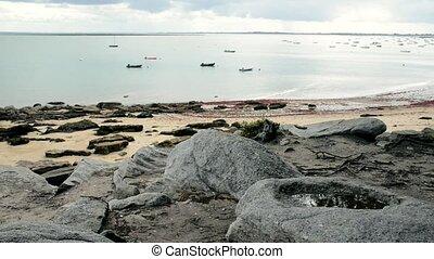 Beach of the Sableaux, Noirmoutier - Beach of the Sableaux...