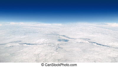 Above the sky - Panorama collection - Wide panoramic images...