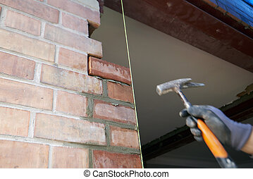 Construction Industry, Bricklayer - Construction Industry,...