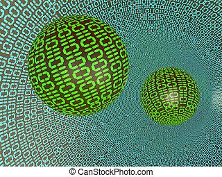 Digital code.