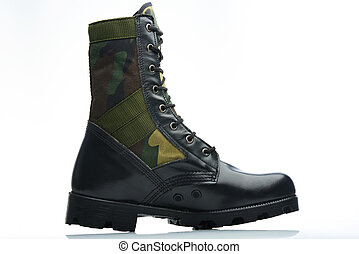 tall camouflaged men boot - tall camouflaged men leather...