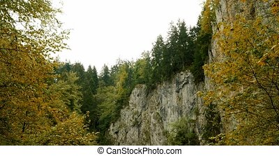 4K, Propast, Macocha, höhle, Slowakei,