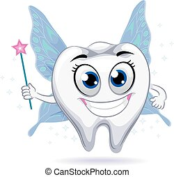 Tooth Mascot Fairy