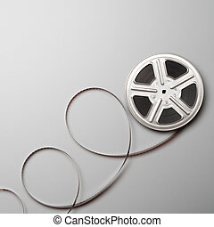Film reel - Motion picture film reel