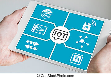 Internet of things (IOT) tablet - Internet of things (IOT)...