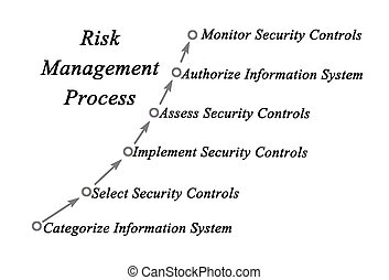 Diagram of Risk Management Process
