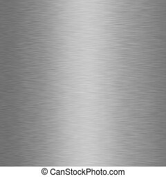 Brushed Metal Texture - XXXL - Seamless grey brushed metal...