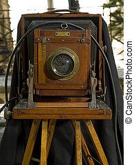 The Victo - MALTA, APR 27 - The Victo plate camera was...