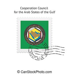 Cooperation Council for the Arab States of the Gulf Flag...