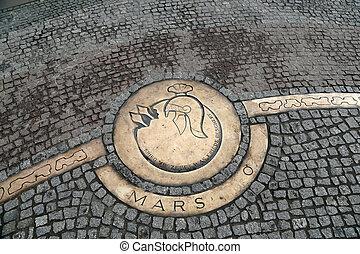 Historical center of Dresden (landmarks), Germany