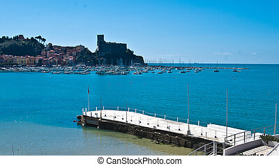 Lerici, the pearl of the Tuscan coast - The seaside village...