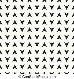 Geometric line monochrome abstract hipster seamless pattern....