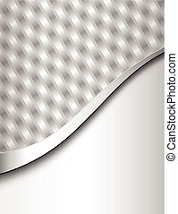 Business background silver grey