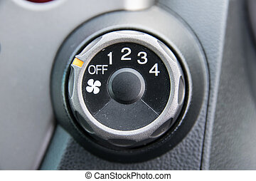 car air conditioner switch