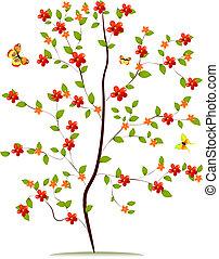 sapling flower