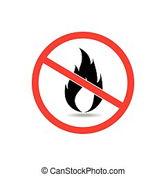 vector of no fire