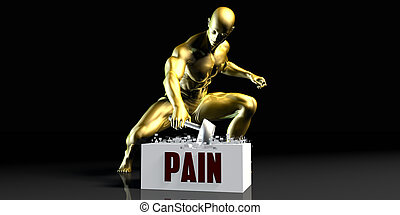 Pain - Eliminating Stopping or Reducing Pain as a Concept