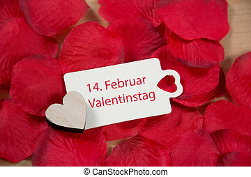 Valentineacute;s day - decoration for Valentine´s day