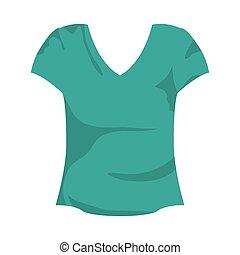 tshirt icon Cloth concept design vector graphic - Cloth...