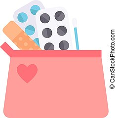 Contraceptives vector illustration - Contraceptives vector...