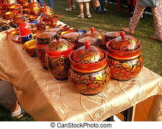 Khokhloma list - Traditional elements of Khokhloma %u2014...