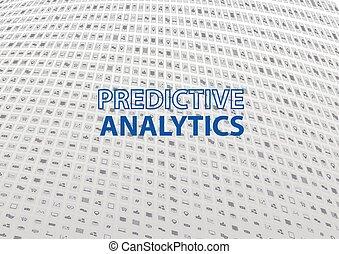 Predictive Analytics concept