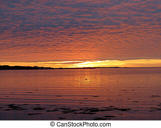 Newfoundland the beautiful sunset 2016 - The beautiful...