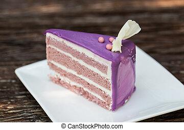 芋頭, 蛋糕,