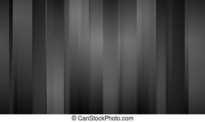 Abstract black stripes video animation - Abstract black...