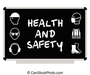 Health and Safety Message - Mandatory construction...