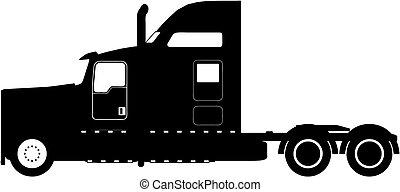 truck (vector)