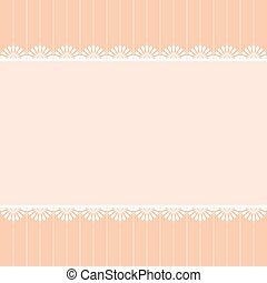 Elegant template for wedding cards - Elegant template for...