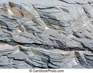 Part of rock close up Nature background