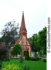 Dumbravita Reformed Church - Timisoara Romania Dumbravita...