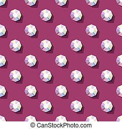 seamless pattern of rhinestones - vector seamless pattern of...
