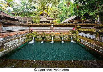 Gunung Kawi Temple - The famous Gunung Kawi Temple in...